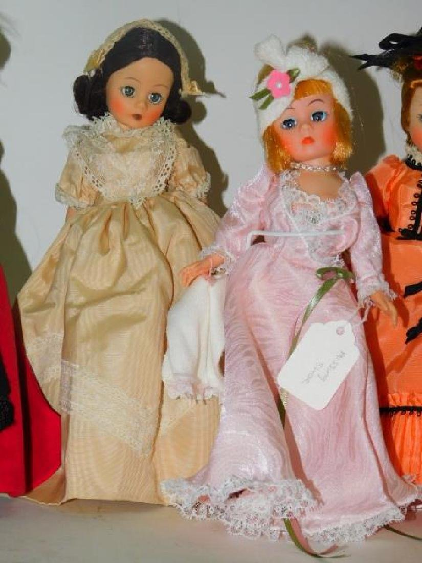 COLLECTION OF DOLLS - 2