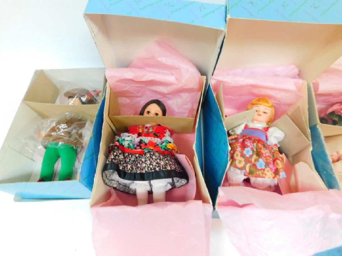 SIX MADAME ALEXANDER DOLLS - 4