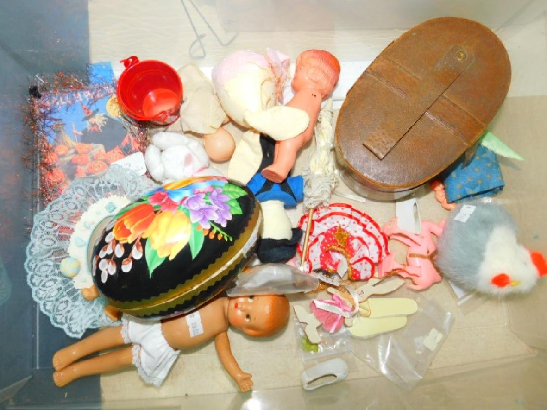COLLECTION OF DOLLS AND TOYS - 5