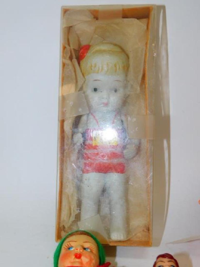COLLECTION OF DOLLS AND FIGURES - 4