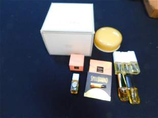 ASSORTED PERFUME COLLECTION