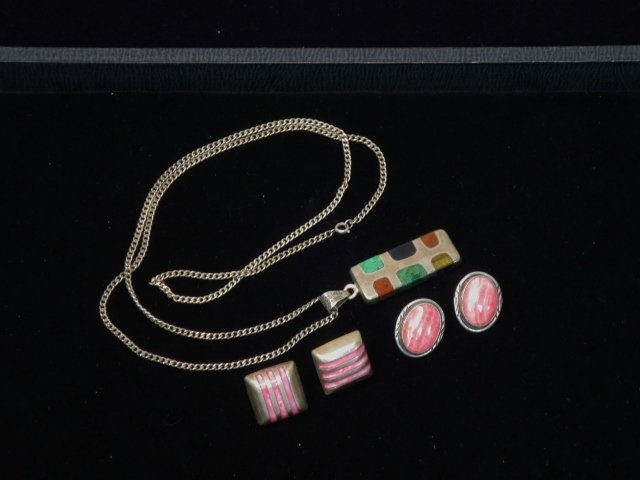 3 Pieces Sterling Jewelry