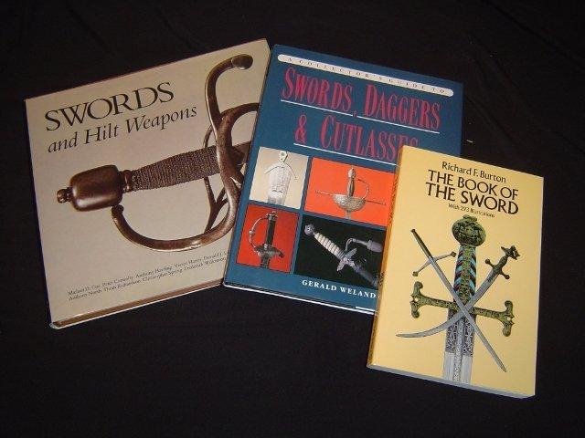 3 Sword Books
