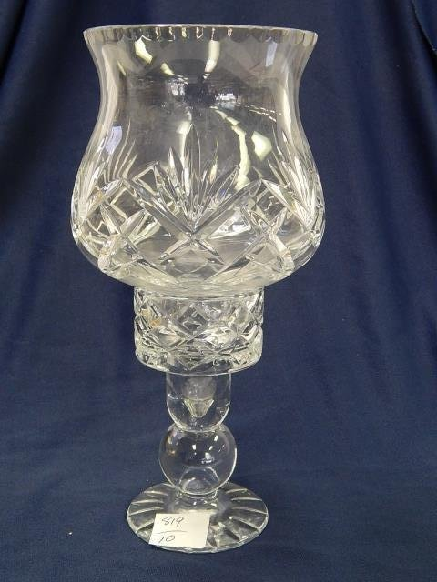 BLOCK CRYSTAL CANDLE HOLDER
