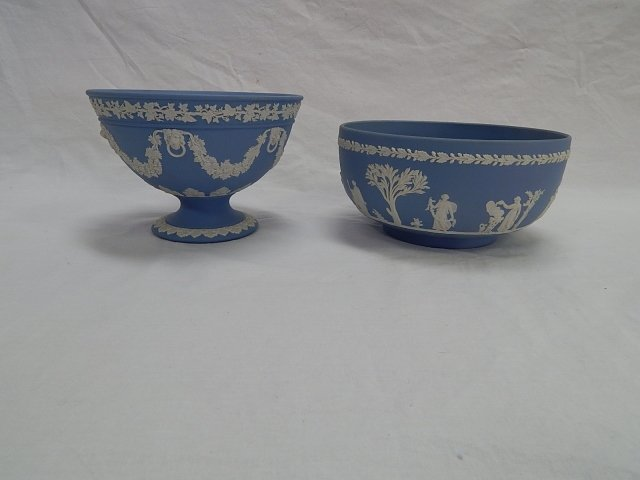 TWO WEDGEWOOD BOWLS