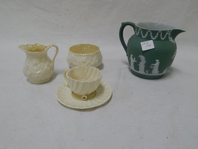 COLLECTION OF PORCELAIN DISHES