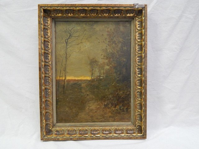 WYANT, A.H. OIL ON CANVAS
