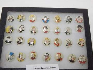 28 KELLOGE'S PEP PINS