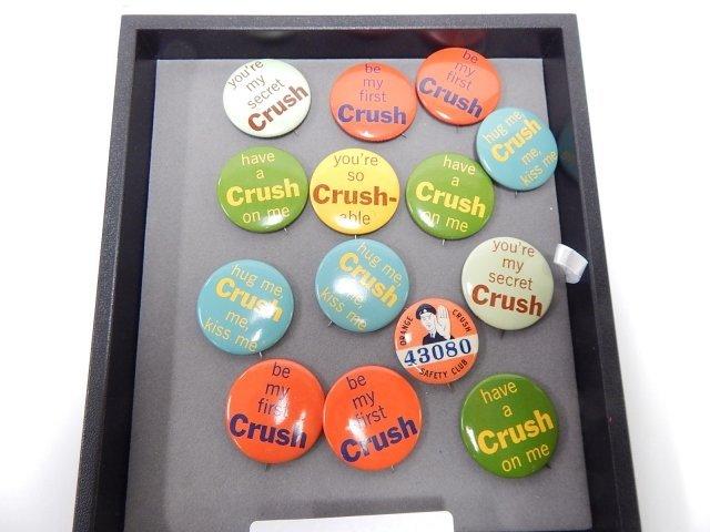 ORANGE CRUSH PINS