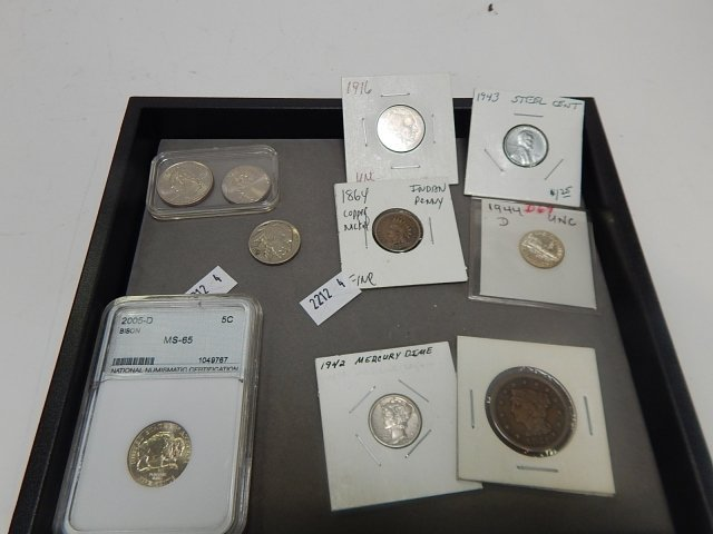 LOT OF COINS