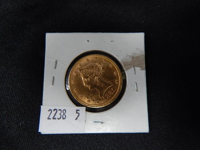 TEN DOLLAR GOLD COIN