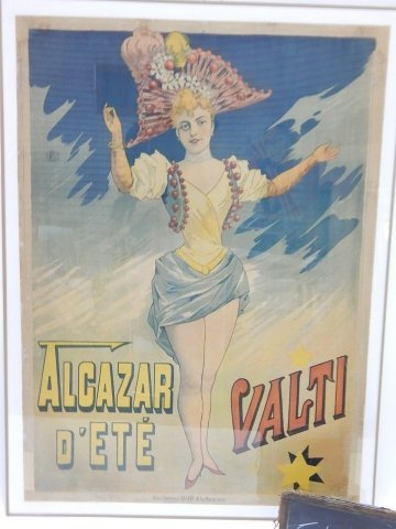 ORIGINAL FRENCH POSTER