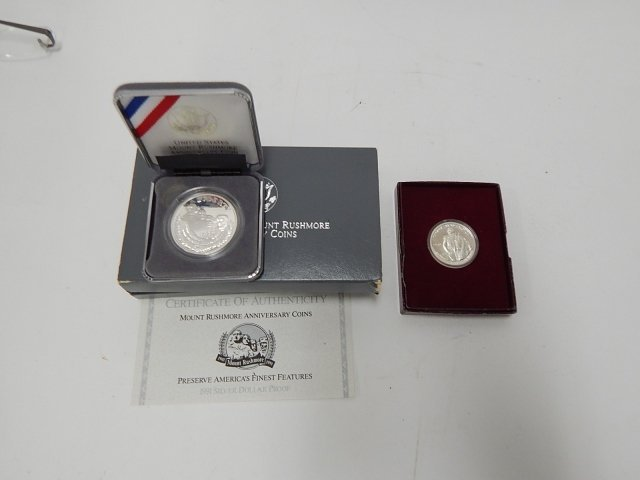 US ANNIVERSARY COINS
