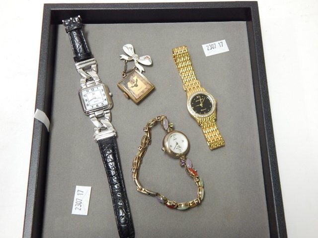 LOT OF VINTAGE WATCHES.
