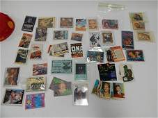 LOT OF COLLECTOR CARDS
