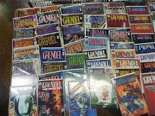 COLLECTION GRENDEL COMIC BOOKS