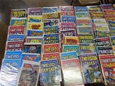 LARGE LOT OF COMIC BOOKS