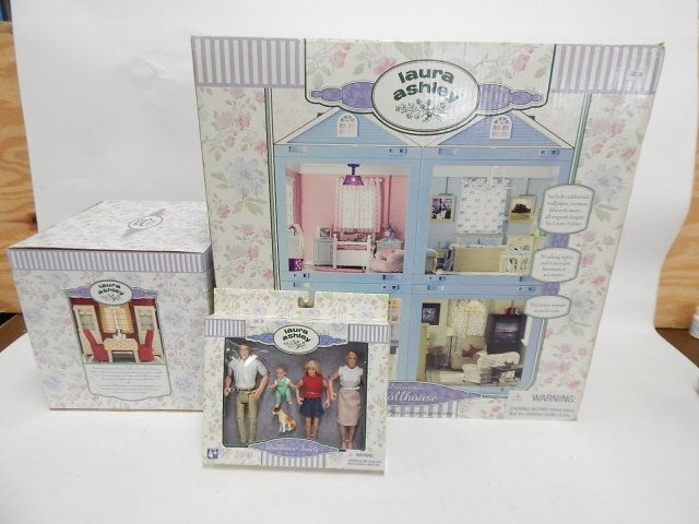 LAURA ASHLEY DOLL HOUSE