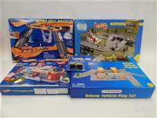 HOT WHEELS CARS AND PLAYSETS