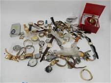 LOT OF WATCHES AND POCKET WATCHES