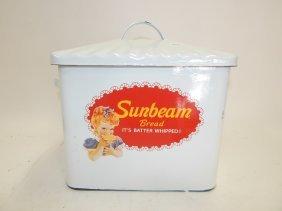 Sunbeam Bread Box Contemporary