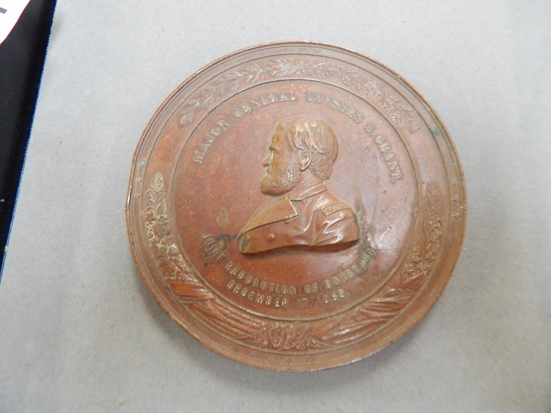 1863 CONGRESSIONAL MEDAL