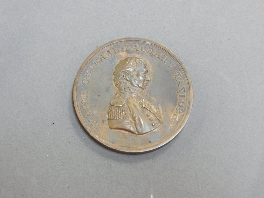 1846 CONGRESSIONAL MEDAL