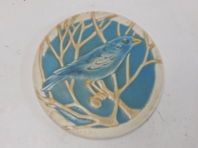 ROOKWOOD BLUEBIRD TRIVET