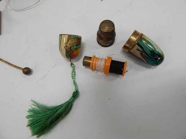 LOT OF MISC. COLLECTABLES - 8