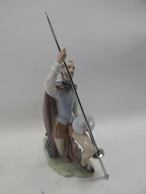 LLADRO, THE QUEST - 2