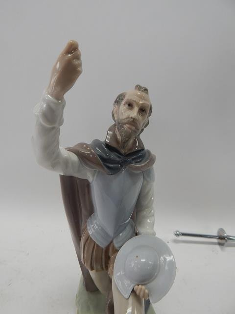 LLADRO, THE QUEST - 3