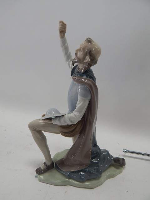 LLADRO, THE QUEST - 4