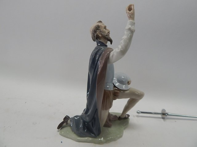 LLADRO, THE QUEST - 6