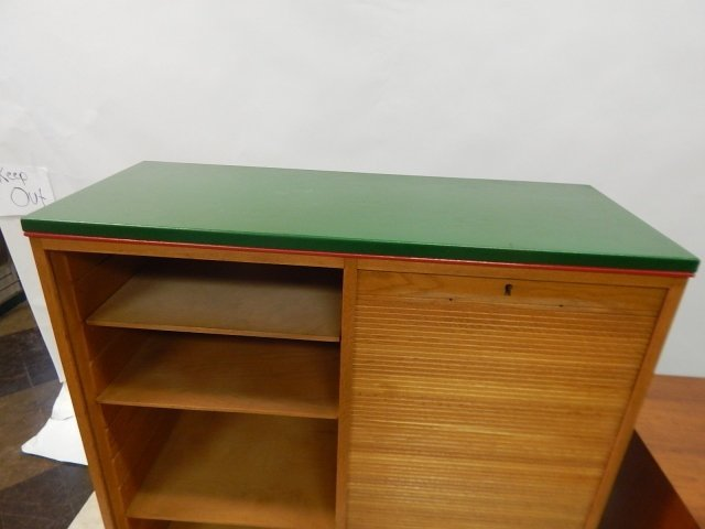 TWO ROLL FRONT CABINETS - 3