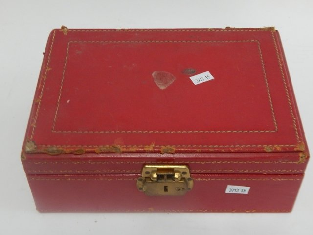 JEWELRY BOX WITH CONTENTS - 2