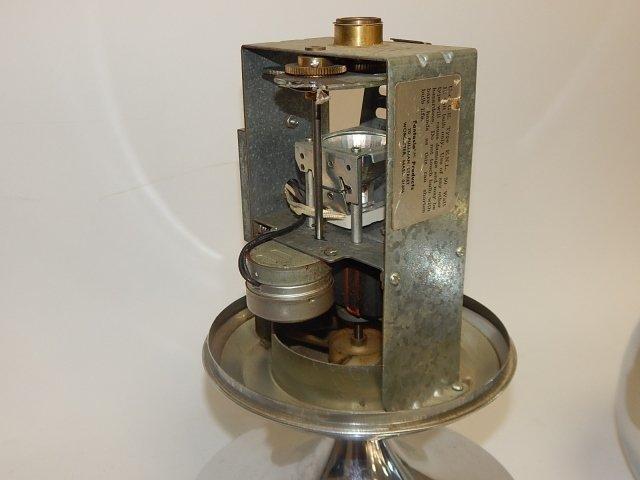 FANTASIA FIBER OPTIC ROTATING LAMP - 6