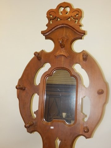 VICTORIAN HALL TREE UMBRELLA STAND - 2