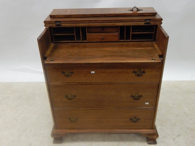 SPINET WRITING DESK