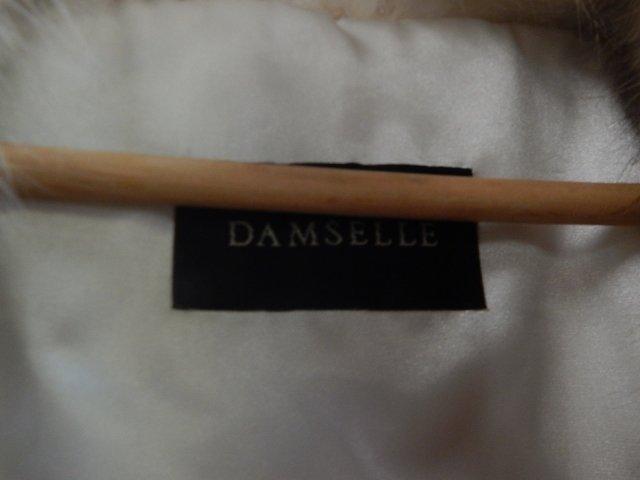 DAMSELLE FUR COAT - 3