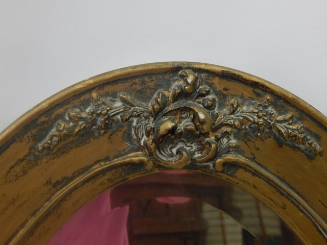 OVAL MIRROR - 2