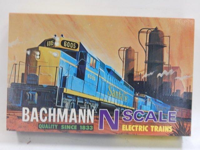 BACHMANN N SCALE ELECTRIC TRAIN