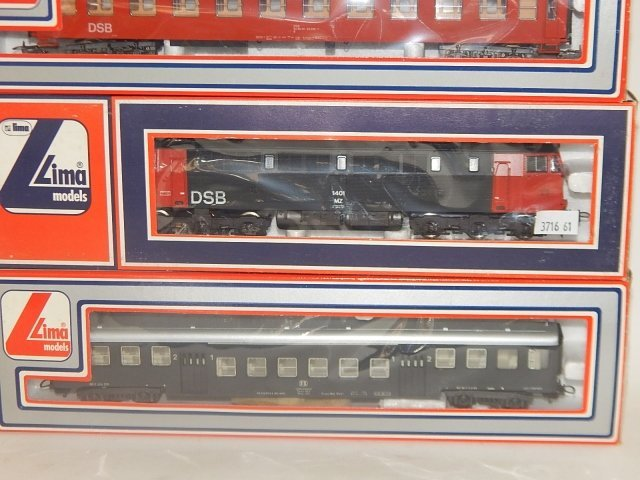 4 LIMA HO SCALE TRAIN CARS - 3