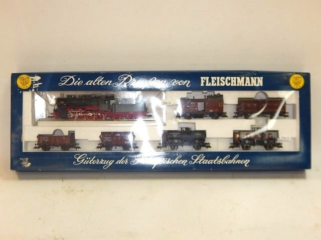 FLEISCHMANN HO TRAIN SET