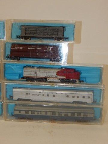 ATLAS TRAIN CARS - 3