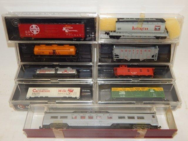 MRC N GUAGE RAILINE