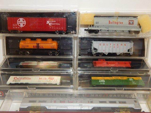 MRC N GUAGE RAILINE - 2