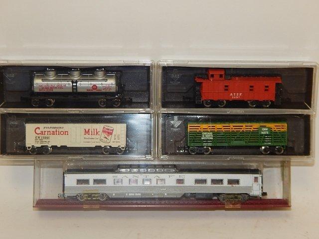 MRC N GUAGE RAILINE - 3