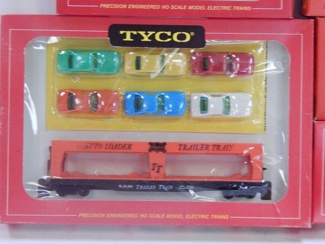 TYCO HO TRAIN CARS - 2