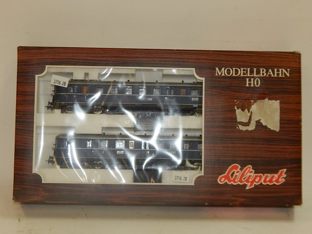 LILPUT HO SCALE TRAIN SET