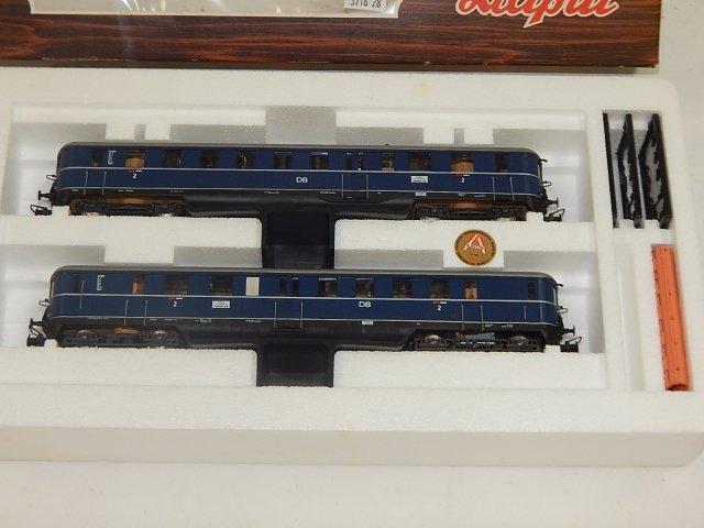 LILPUT HO SCALE TRAIN SET - 2
